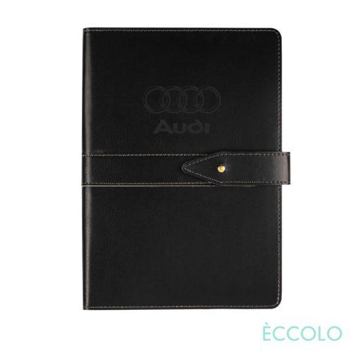"Eccolo® Legend Journal - (M) 5½""x8¼"" Black"