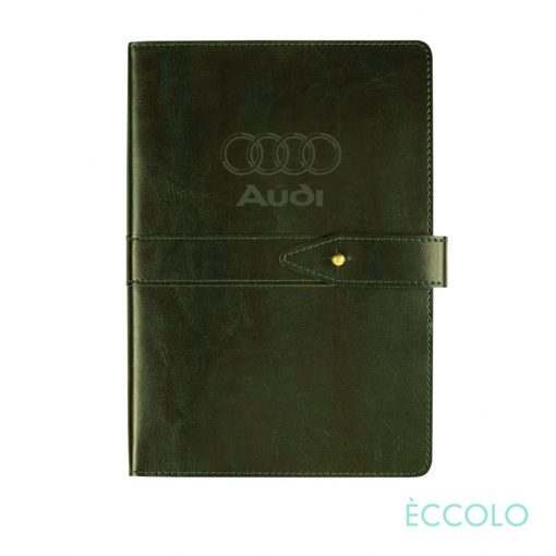 "Eccolo® Legend Journal - (M) 5½""x8¼"" Dark Green"