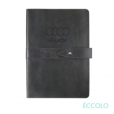 "Eccolo® Legend Journal - (M) 5½""x8¼"" Gray"