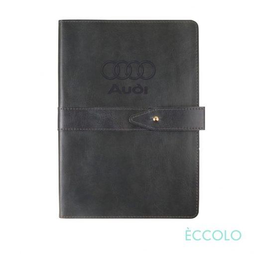 """Eccolo® Legend Journal - (M) 5½""""x8¼"""" Gray"""