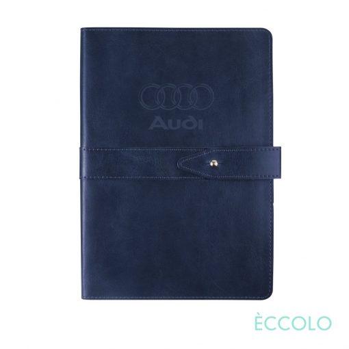 "Eccolo® Legend Journal - (M) 5½""x8¼"" Navy Blue"