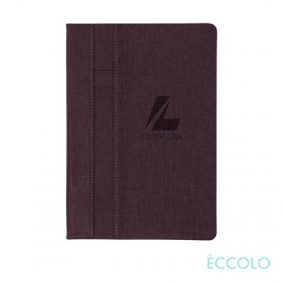 "Eccolo® Lyric Journal - (M) 5¾""x8¼"" Burgundy"