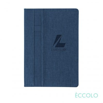 "Eccolo® Lyric Journal - (M) 5¾""x8¼"" Dark Blue"