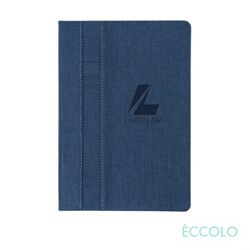 "Eccolo® Lyric Journal - (M) 5¾""x8¼"" Dark Blue"