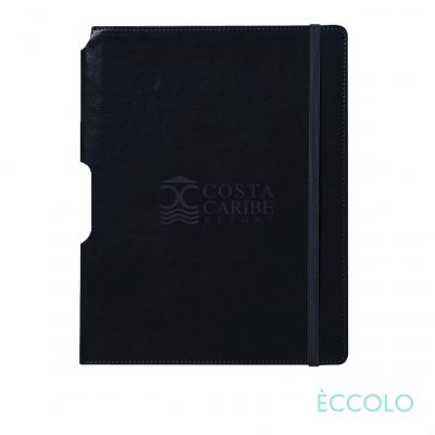 "Eccolo® Rhythm Journal - (M) 5¾""x8¼"" Navy Blue"