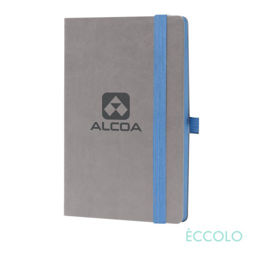 "Eccolo® Salsa Journal - (M) 5½""x8½"" Blue"