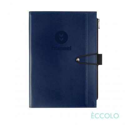 "Eccolo® Slide Journal - (M) 6""x8"" Blue"