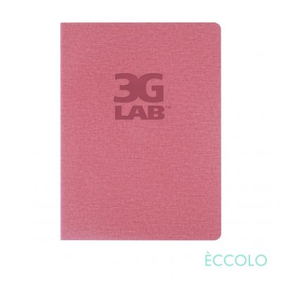 "Eccolo® Solo Journal - (M) 6""x8"" Pink"