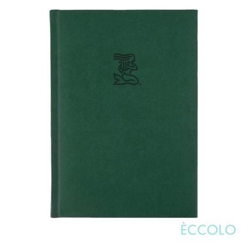 "Eccolo® Symphony Journal - (L) 7""x9¾"" Green"