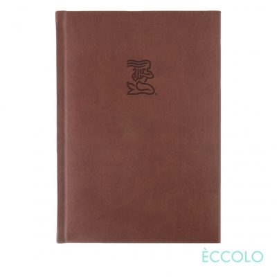 "Eccolo® Symphony Journal - (L) 7""x9¾"" Terracotta"