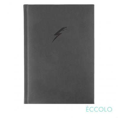 "Eccolo® Symphony Journal - (M) 5¾""x8¼"" Gray"