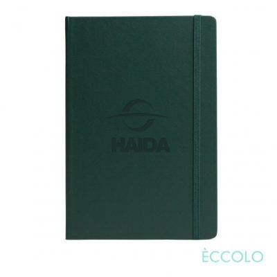 "Eccolo® Techno Journal - (M) 5½""x8¼"" Green"