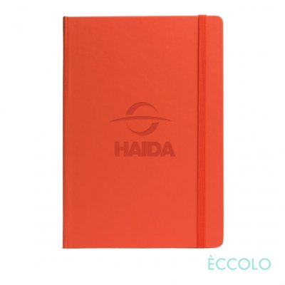 "Eccolo® Techno Journal - (M) 5½""x8¼"" Orange"
